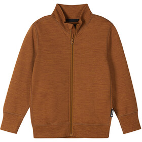 Reima Mahin Sweater Kids cinnamon brown